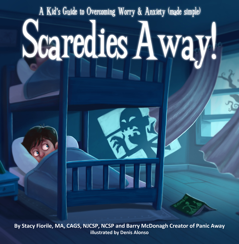 Scaredies Away Launching April 2014