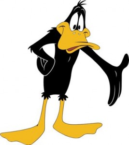 "daffy duck1 267x300 ""Help,  the next panic attack will send me to the mental hospital"""
